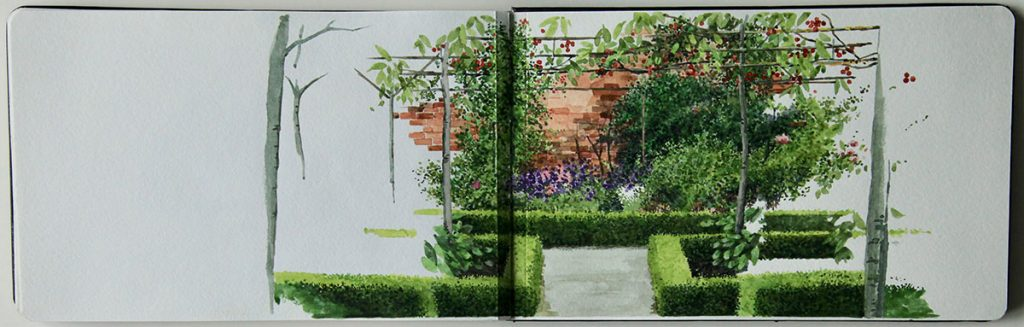 Garden Sketchbook