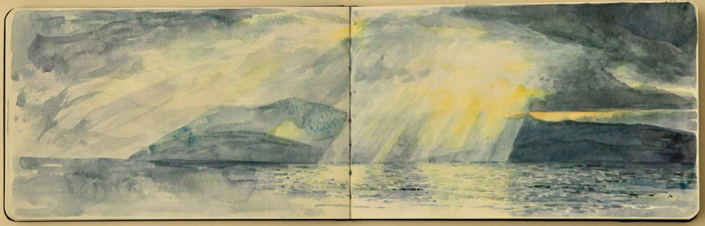 Landscape Sketchbook