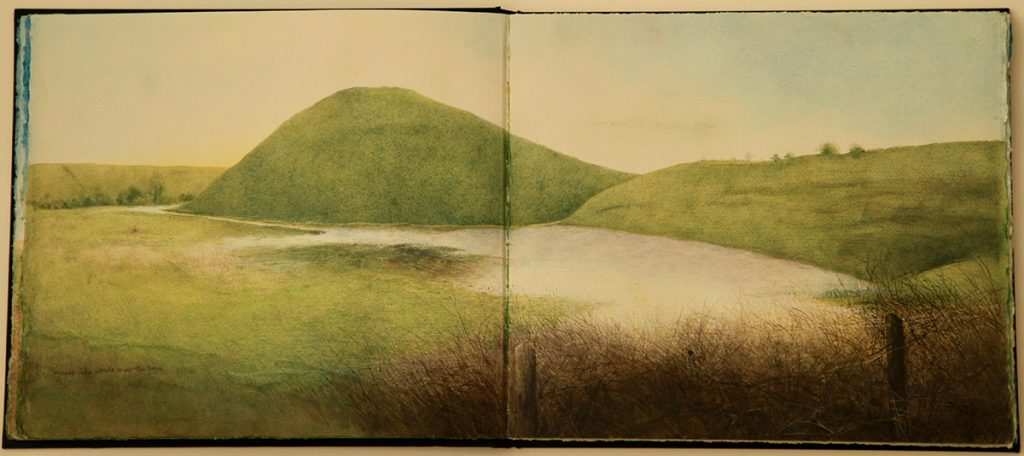 Silbury Hill Sketchbook