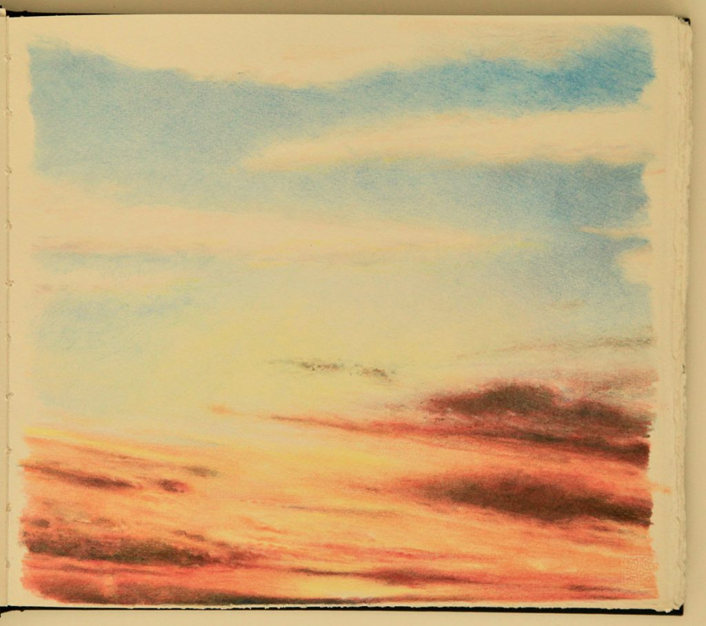 Sunset Sketchbook